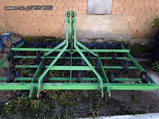Γεωργικό καλλιεργητές-ρίπερ '13 ebak, καλλιεργητής