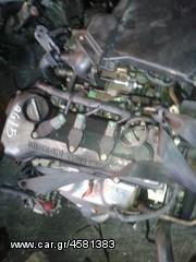nissan almera Ν16 2000-2005 μηχανη QG15 1500 κυβικα και QG18 1800 κυβικα!!