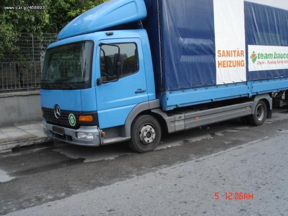 Mercedes-Benz '00 817 ATEGO