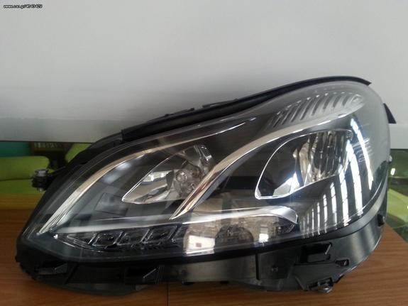 ΦΑΝΑΡΙΑ MERCEDES E W212 FACELIFT 2014 LED