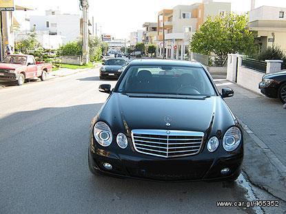 Mercedes-Benz E 200 '07 CLASSIC FACELIFT