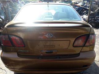 Ολόκληρο Αυτοκίνητο NISSAN PRIMERA Sedan / 4dr 1999 - 2001 ( P11 ) 1.6 16V  ( QG16DE  ) (106 hp ) Βενζίνη #XC302