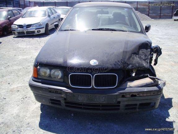 Ολόκληρο Αυτοκίνητο BMW 3 Series ( E36 )  Sedan / 4dr 1995 - 2000 ( E36 F/L) 316 i  ( M40 B16 (164E1)  ) (100 hp ) Βενζίνη #XC1146