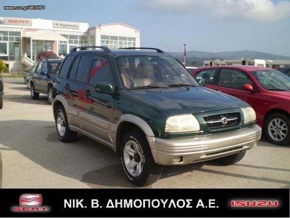 Suzuki Grand Vitara '99 EXCLUSIVE 2.0 16v