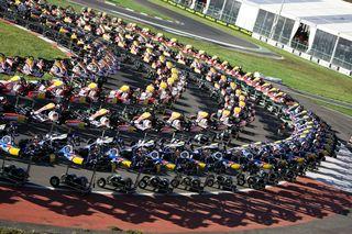Go Kart cycle-kart '10