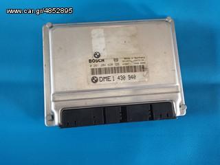 Εγκέφαλος κινητήρα BMW E46 318 Z3 316 0261204420 DME1430940