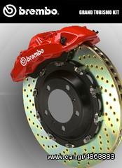 BREMBO RACING GRAN TURISMO KIT για ALFA ROMEO 147 (εκτός GTA)