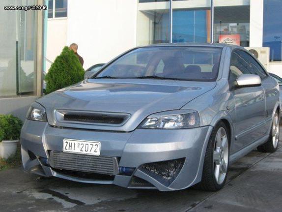 Opel Astra '02 BERTONE