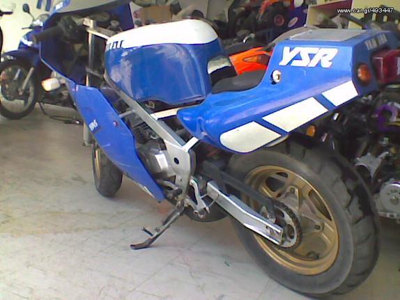 Yamaha YSR '92 YSR 80  ΠΙΝΑΚΙΔΕΣ ΚΤΕΟ