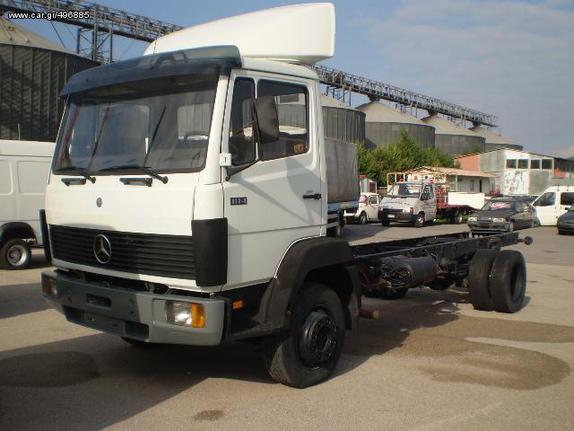 Mercedes-Benz '93 1114 ΣΑΣΙ