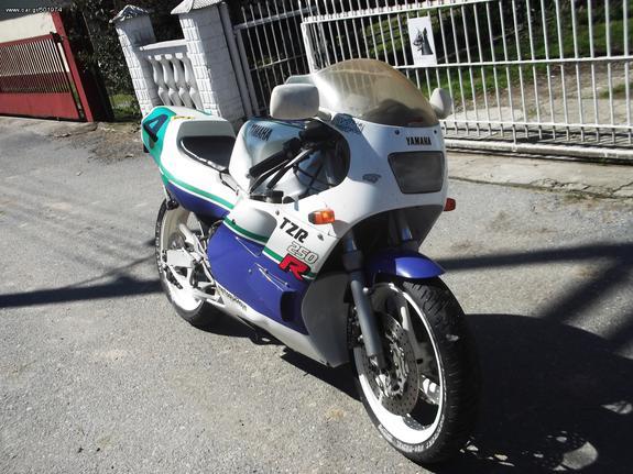 Yamaha TZR 250 '90 TZR 250 3MA