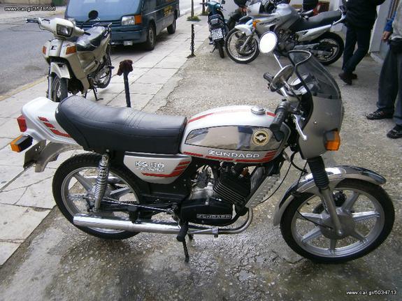 Zundapp '80 ks50