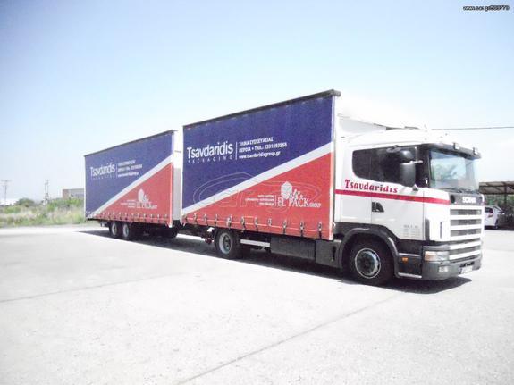 Scania '00 114 JUMBO