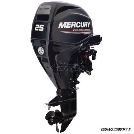 Mercury '20 4-STROKE 25 EL EFI