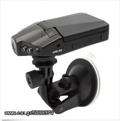 24 Ώρες καταγραφή στο αυτοκίνητο - Κάμερα με οθόνη DVR Recorder Camera High Tech C312