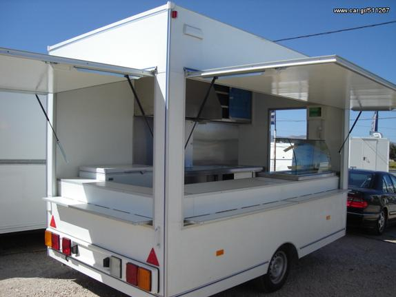 Van caravan canteen '12 ΜΕ ΕΓΚΡΙΣΗ ΤΥΠΟΥ