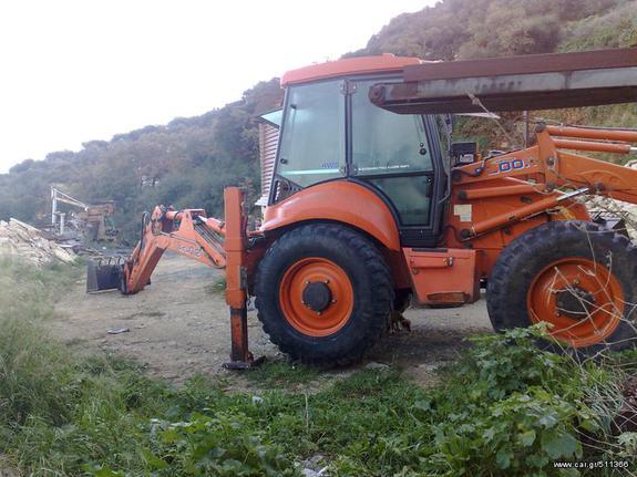 Fiat '03 Kobelco FB 200.2