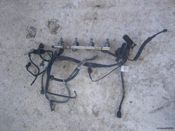 μπεκιέρα - μπεκ Mercedes A-140 04'