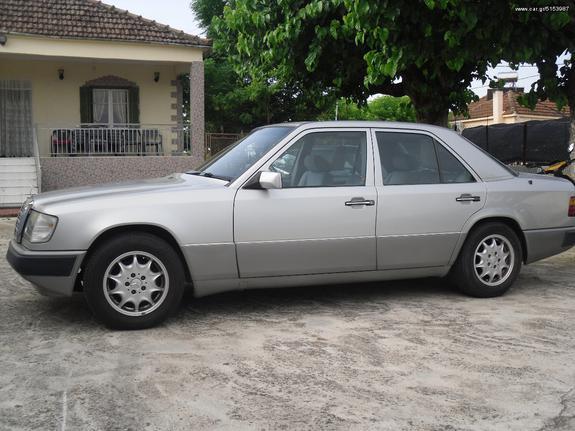 Mercedes-Benz E 200 '95 124E