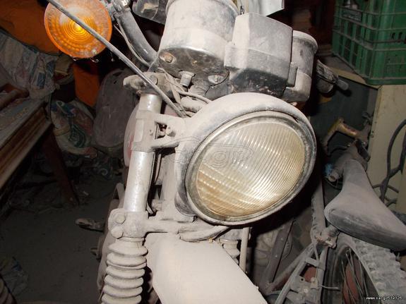 Yamaha DT '72 DT 175 4L9