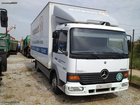 Mercedes-Benz '00 817/815/816/818