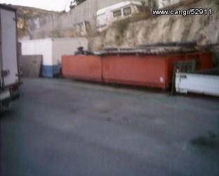 Φορτηγό άνω των 7.5τ καρότσα ανοιχτή 1999 KARΟTSA ANΟIKTH 6.5 MET