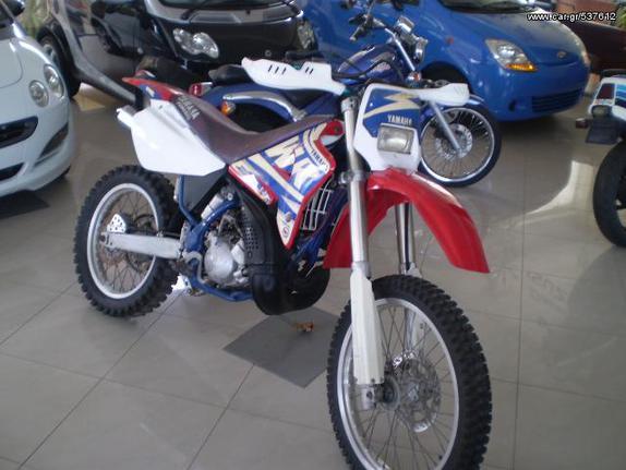 Yamaha WR '01 200