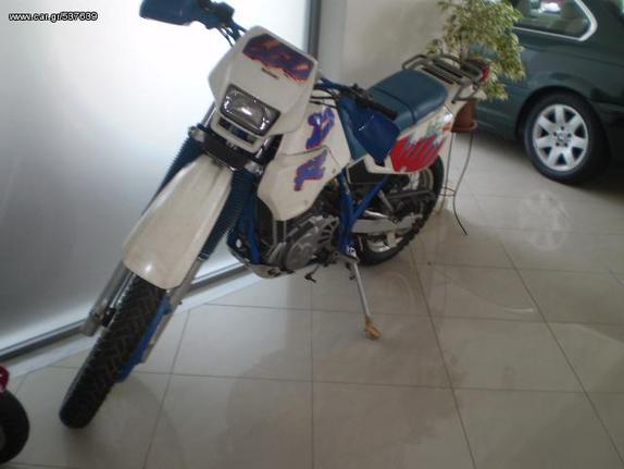 Suzuki DR 650 SE '97