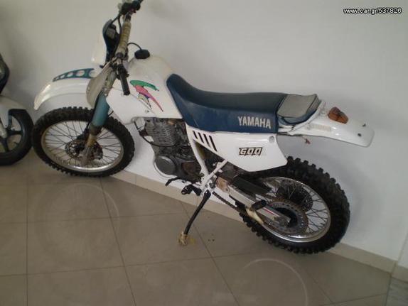 Yamaha TT '97 350