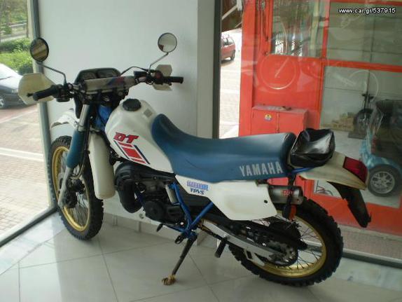 Yamaha DT '96 200