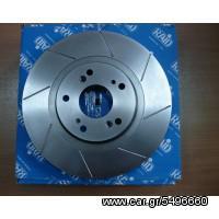 Δισκόπλακες RAID Εμπρόσθιες Χαρακτές FIAT Cinquecento 1100 Sporting (11/94 - 05/98)/ 900 i.e (240.5 x 11 mm) 2130400320 www.autoliatas.gr