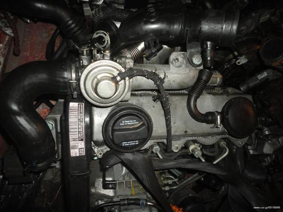 Skoda Octavia 2001-2005  1900cc  DISEL   [ALH]