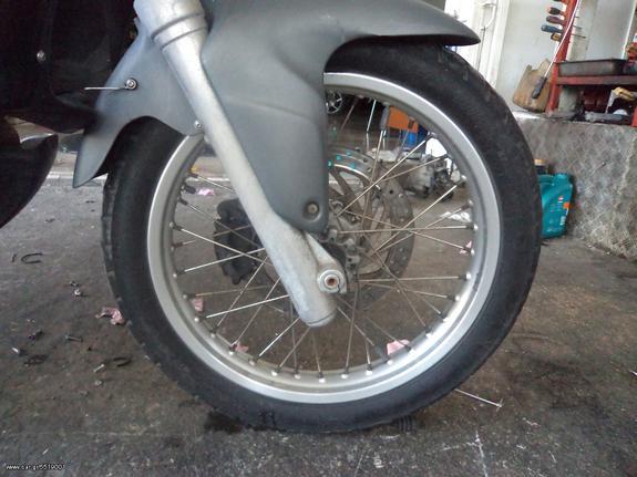 ftero mepros gia aprilia pegaso 650 cc 2003 model