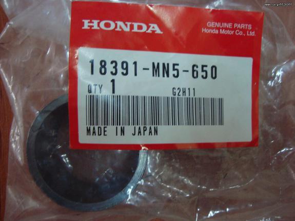 HONDA 18391MN5650 EXHAUST MUFFLER XRV750 AFRICA TWIN 93