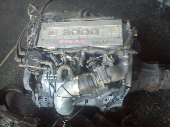 ΚΙΝΗΤΗΡΑΣ 3000cc V6 NISSAN 300ZX