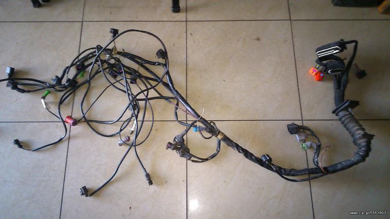 Πλεξούδα AUDI A4 1600CC 1999 ARM