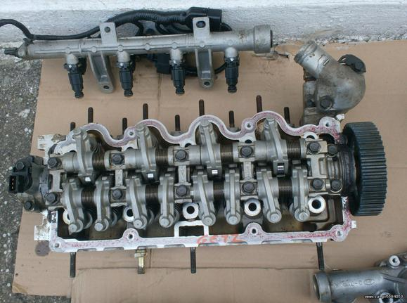 GETZ Ανταλλακτικα   Αυτοκινήτων   Μηχανικά & Εξαρτήματα   Εξαρτήματα Κινητήρα  Καπάκια Μηχανής (Κεφαλάρια)