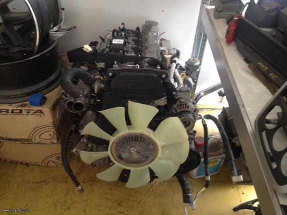 WL 16valve κινητήρας ford ranger & Mazda BT 50