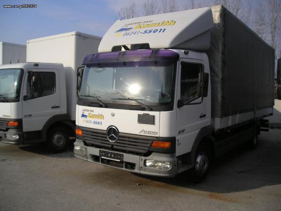 Mercedes-Benz '00 823-817-818 ATEGO