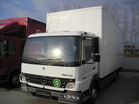 Mercedes-Benz '05 818  ATEGO