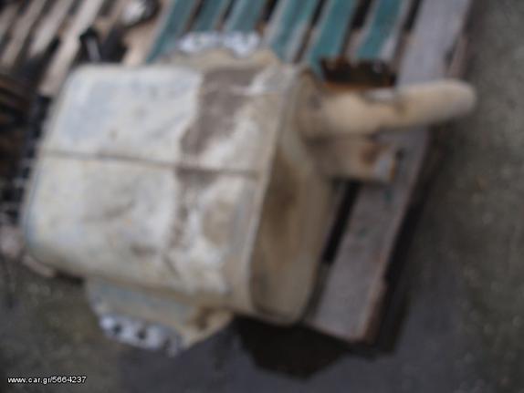 ΕΞΑΤΜΙΣΗ ΤΕΛΙΚΟ ΚΑΖΑΝΑΚΙ MERCEDES ATEGO 4.250 T.D 97-04