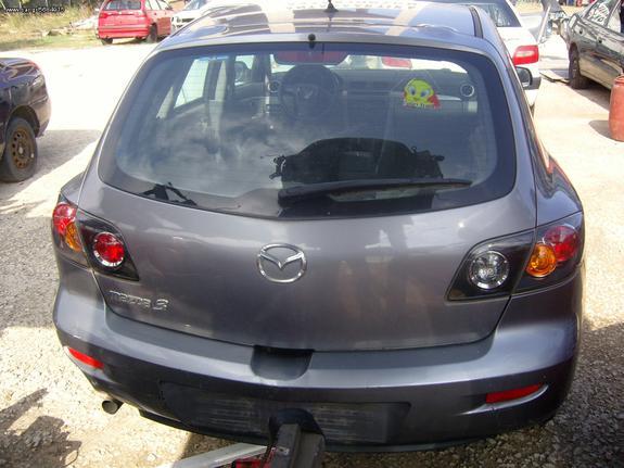 Φανάρια πίσω Mazda 3 07'
