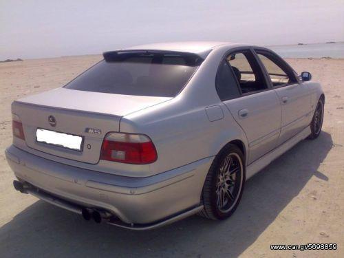 BMW E39 M5 ΠΙΣΩ σπόιλερ M-TECH