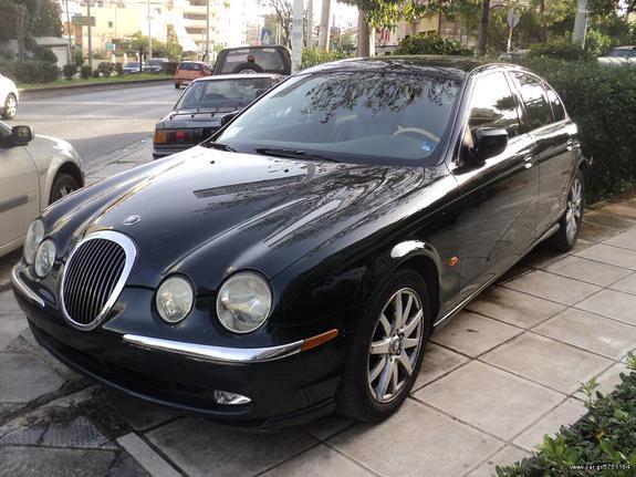 Jaguar S-Type '02 ΤΕΛΗ 2021 ΔΩΡΟ