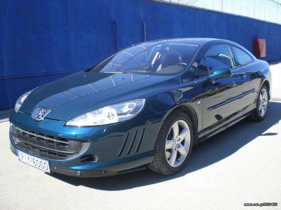 Peugeot 407 '07 COUPE SPORT-PACK Υγραέριο