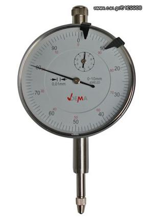Ρολόι μέτρησης  0-10mm / 0,01mm