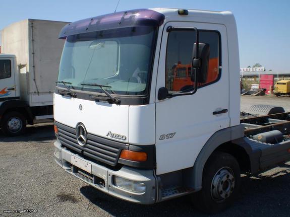 Mercedes-Benz '98 ATEGO 817 ABS/ATECO (ABS)
