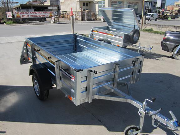 Ρυμούλκες/Τρέιλερ τρέιλερ αυτοκινήτου '20 2.25X1.45X0.45.POWER trailer.