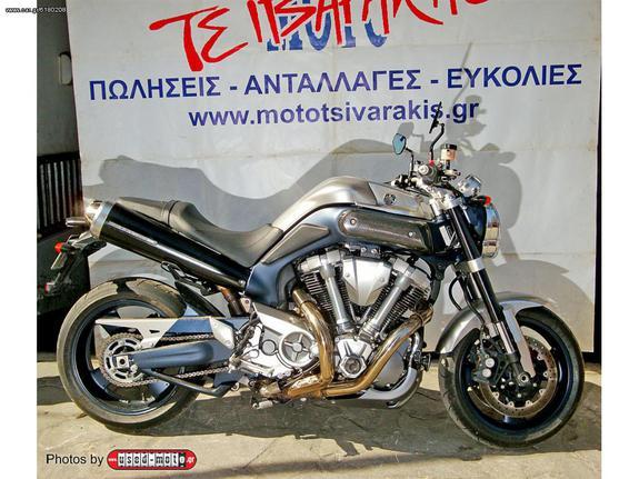 Yamaha '08 MT 01
