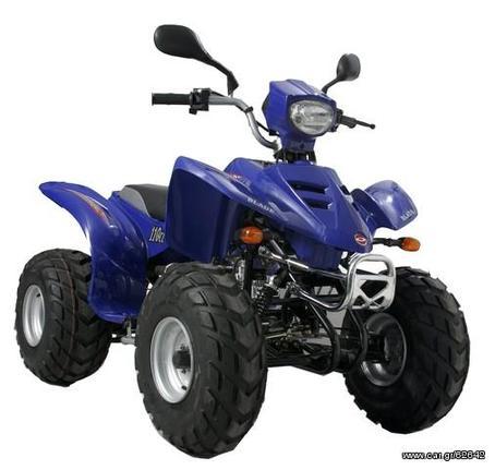 Μοτοσυκλέτα τετράτροχη-atv '14 Loncin ATV 110